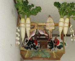 神棚の神饌